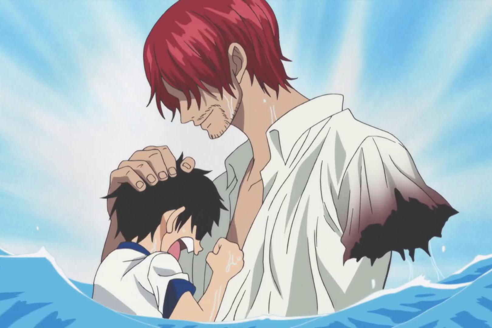 海贼王:海米脑洞真大,红发和巴基的身世,一个比一个震撼