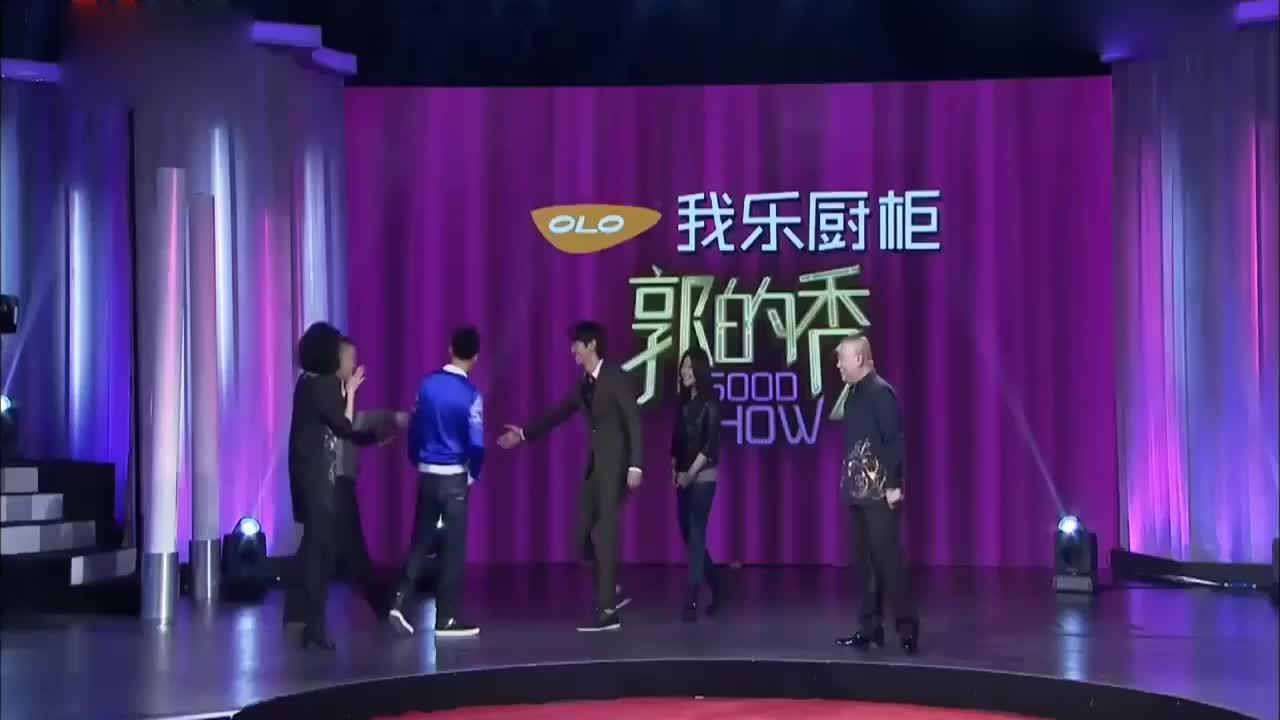 郭的秀:谈到学历岳云鹏上来就说自己北大的,老郭:北京大兴的!