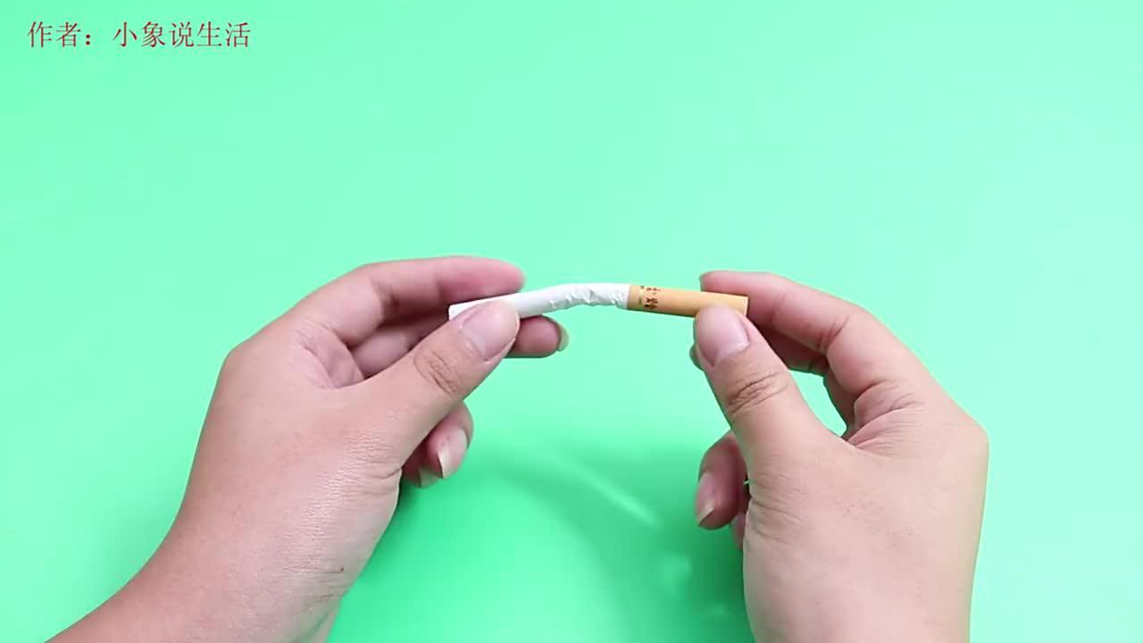 辨别香烟真假看这里就行了,卷烟厂朋友教我的,学会不再买到假烟
