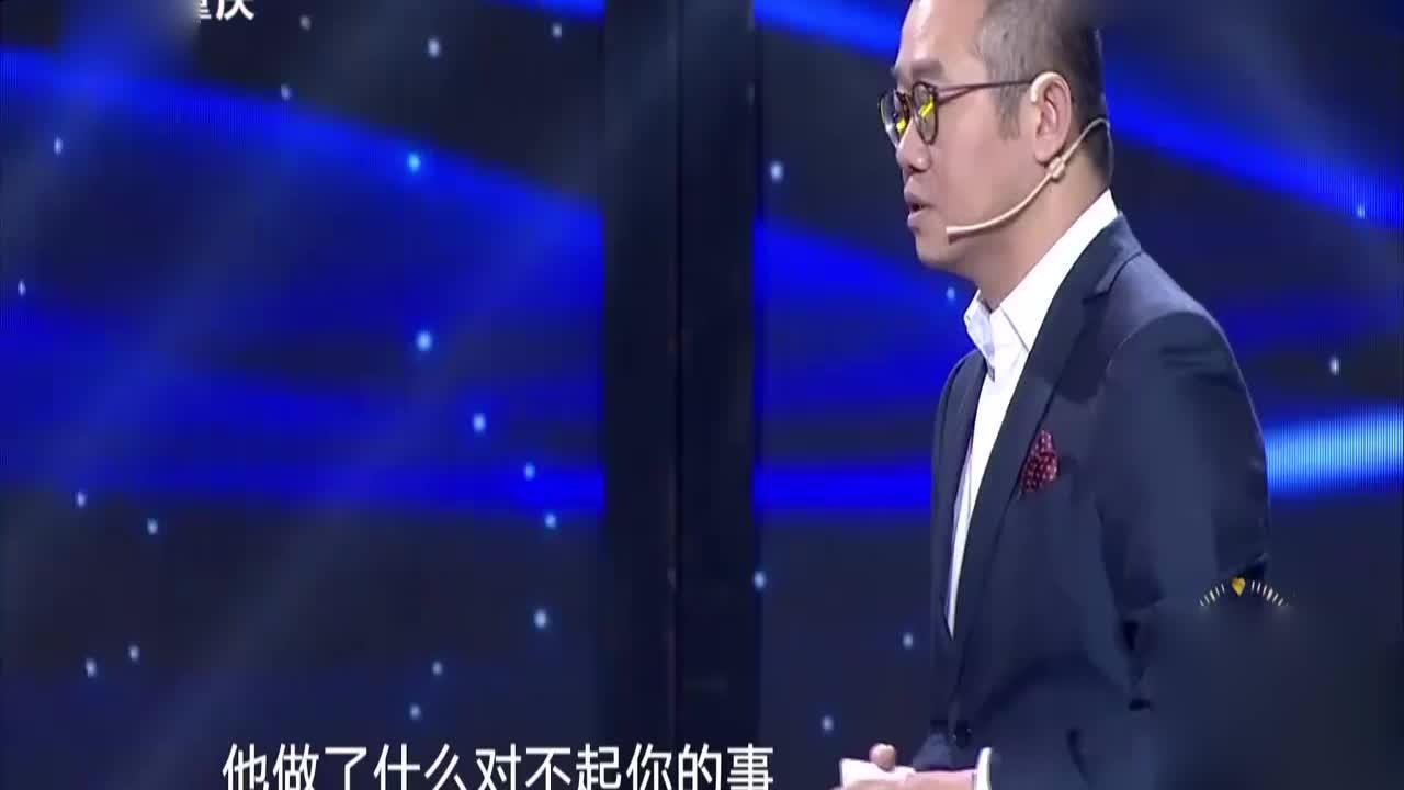 22岁男孩一上台,涂磊直夸:又高又帅,声音还好听,女观众害羞了