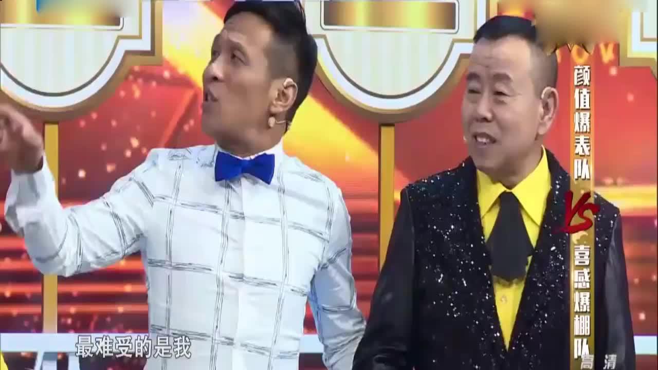 王牌:张卫健被评价很甜美的男人,王祖蓝一脸羡慕