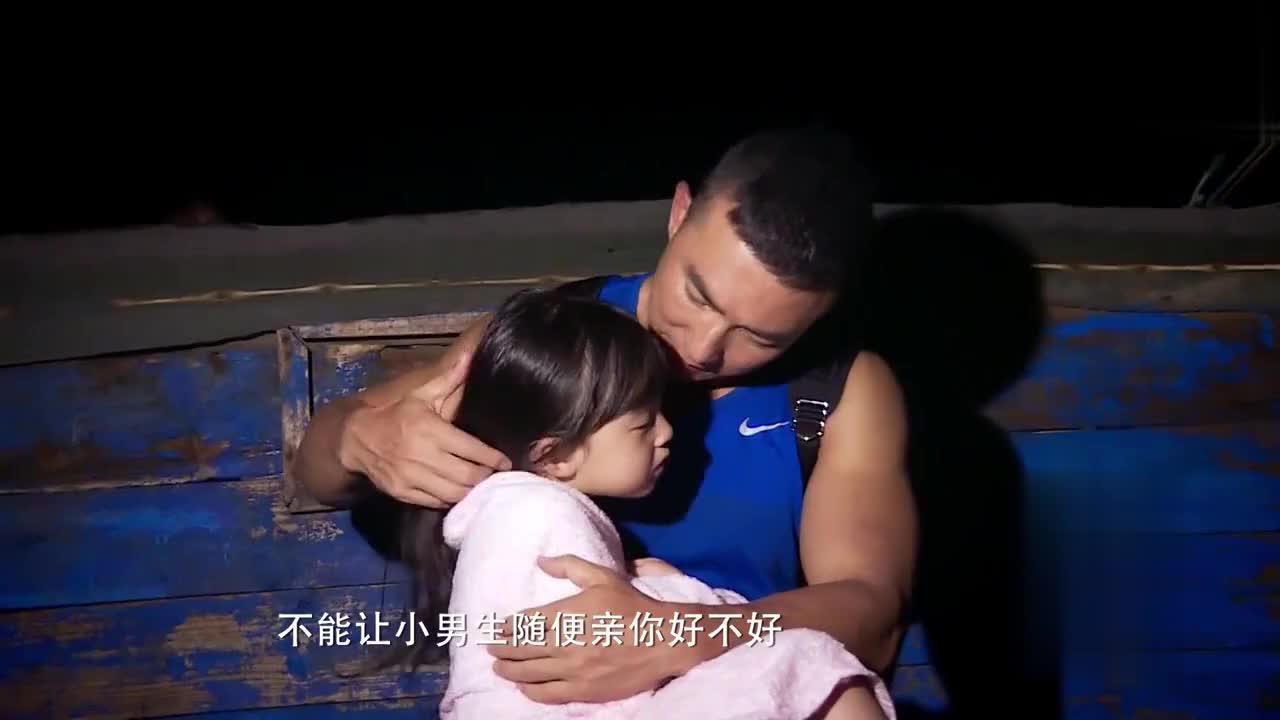 小泡芙告诉刘耕宏被嗯哼亲脸 刘耕宏醋坛打翻申诉父权