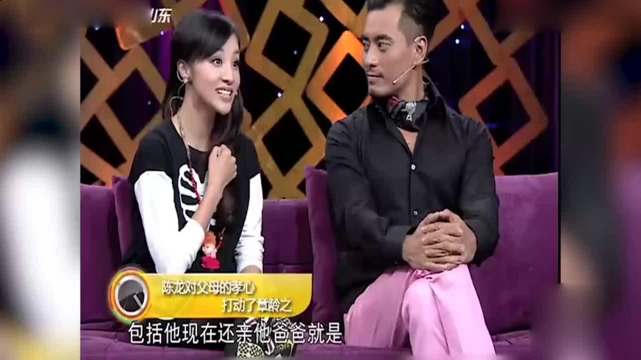 超级访问:章龄之意外怀孕,陈龙修改婚期,提前半年举行婚礼!