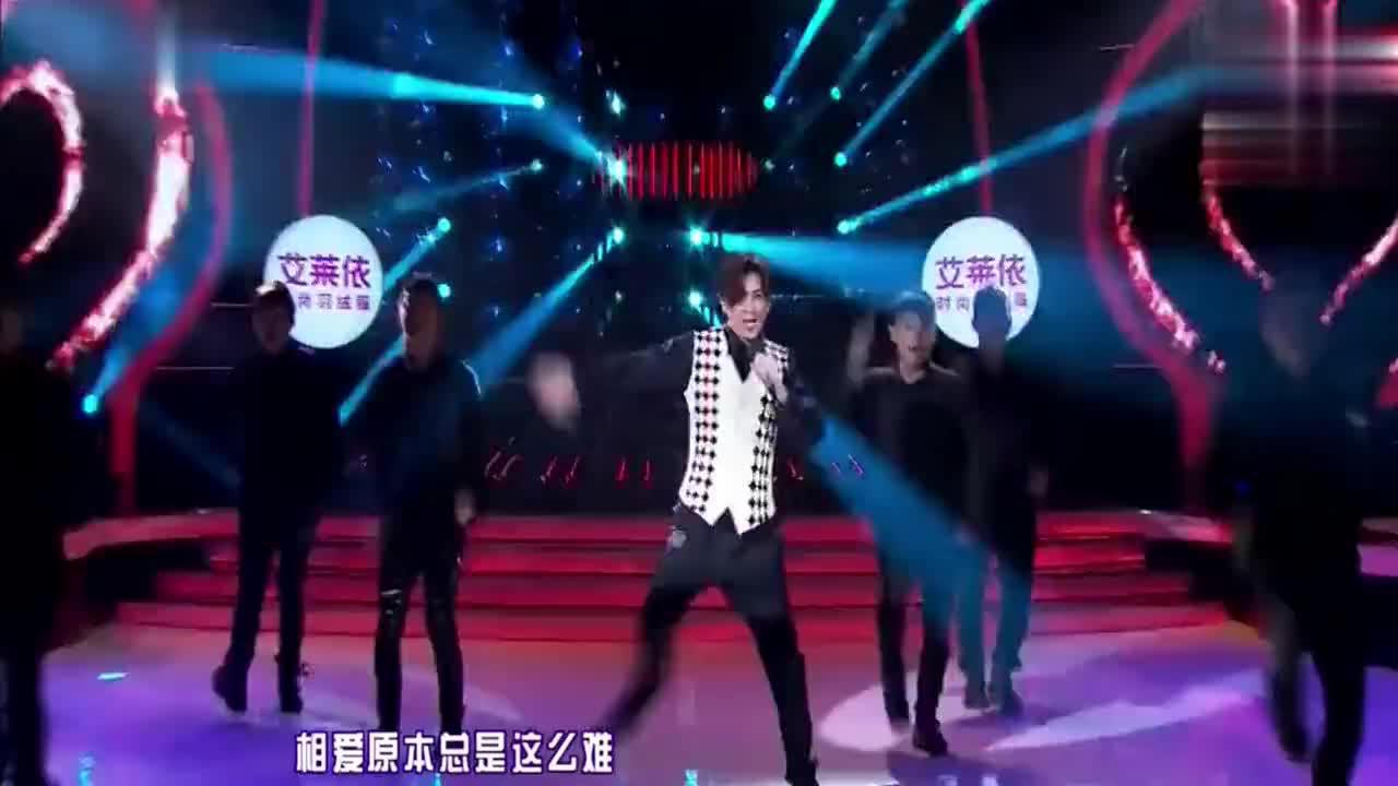 保剑锋模仿郭富城演唱《对你爱不完》,林心如却说太像林志颖!