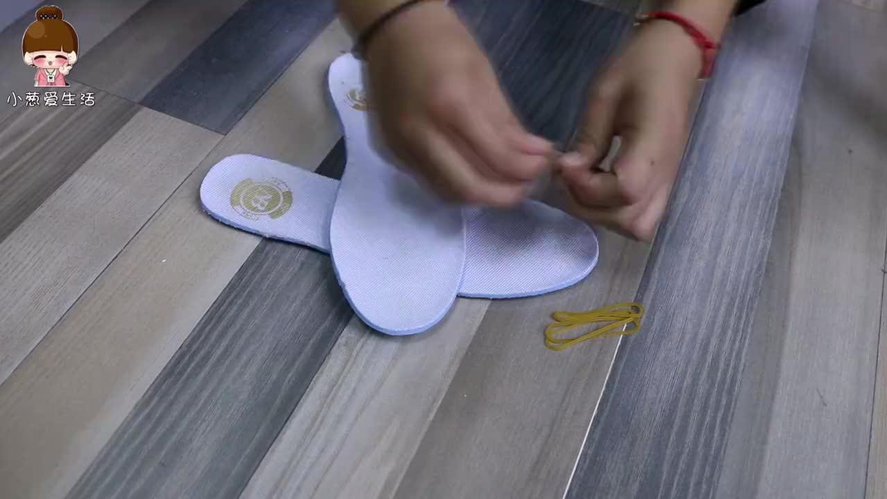 鞋垫总是往后跑?鞋垫老板教我窍门,怎么跑怎么跳鞋垫也不跑偏!