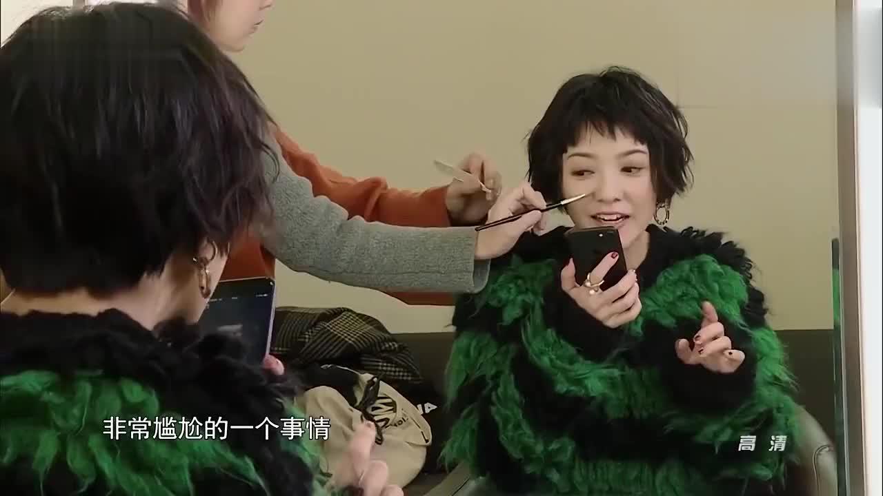 神秘大咖来临,蔡国庆竟扮演摄像师,郭采洁惊喜万分!