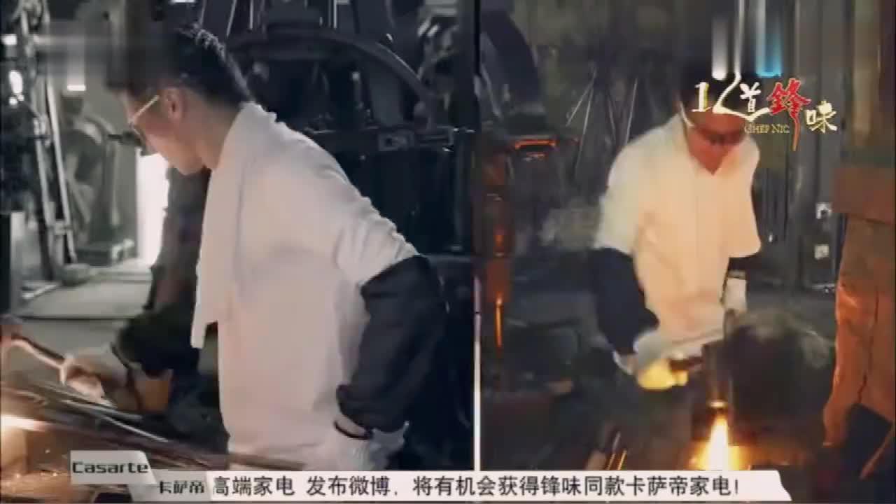 甄子丹自曝用生命在拍武打片,四次险些致盲毁容!