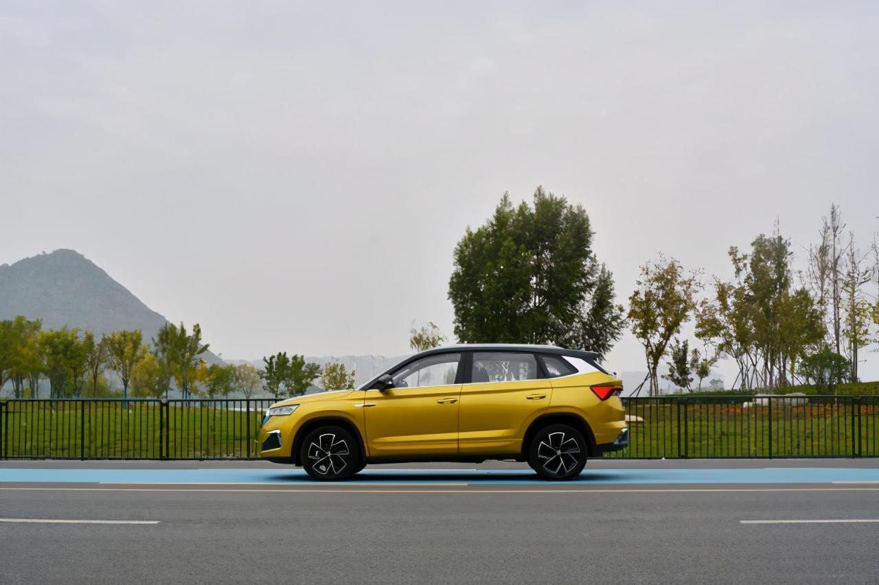德味十足的潮酷SUV ▏试驾上汽大众斯柯达柯米克GT