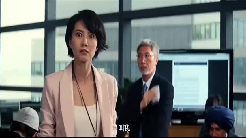 美女在会议上骂男子是贱男,经理瞬间慌掉,原来男子是新来的老板