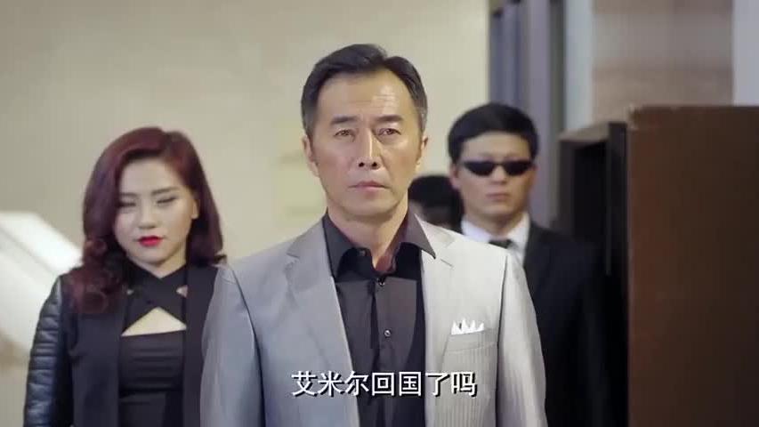 董事长找女儿,直接带一群人突袭服装店,服装店老板瞬间吓坏了