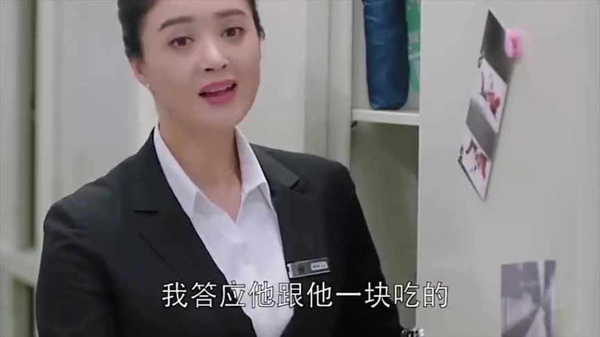 欢乐颂:樊胜美虚荣心爆棚!炫耀去吃日本料理,其实是去菜市场