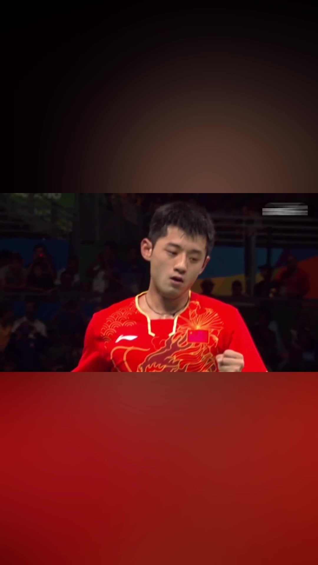 张继科奥运赛场睡着,眼看要输日本,刘国梁急了:醒醒啊!