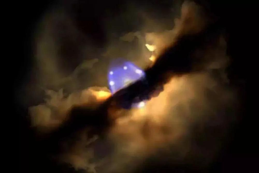 最新高分辨率观测:揭示演化早期的原恒星,距离我们才460光年!