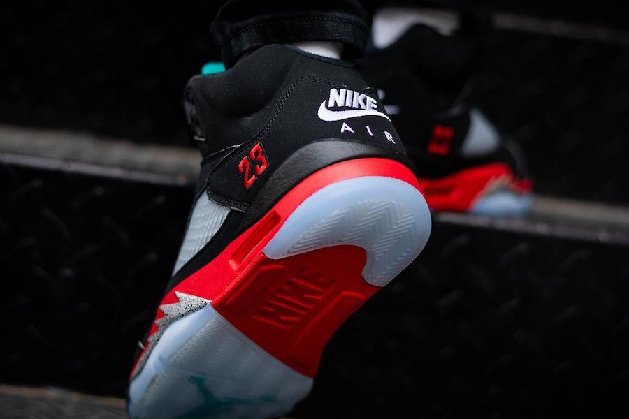 """经典三合一,Air Jordan 5""""Top 3""""将推迟发售!"""