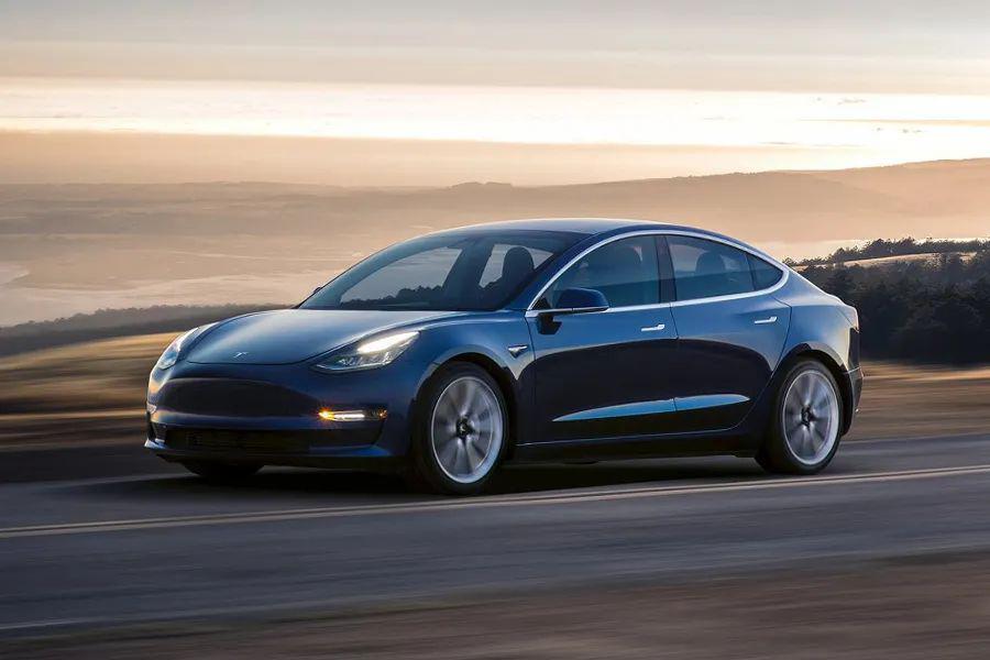 上半年全球新能源车销量TOP20,特斯拉Model 3夺冠!