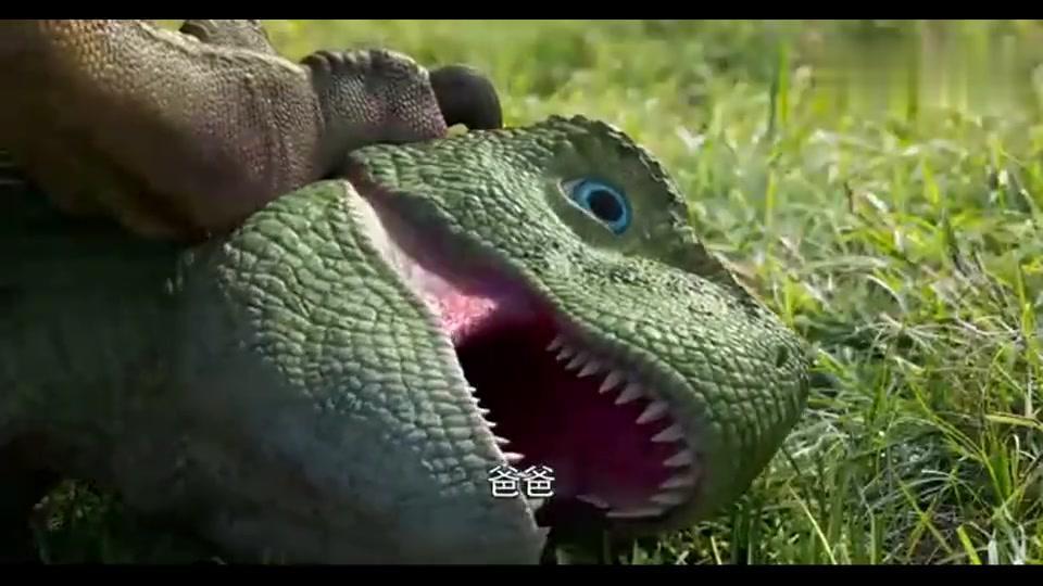 恐龙王:小疙瘩被人绑架,明明是特暴龙的他,只能任人宰割