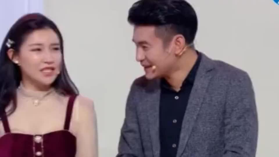 文松田娃刘美钰精彩演绎小品《戒杠》爆笑全场