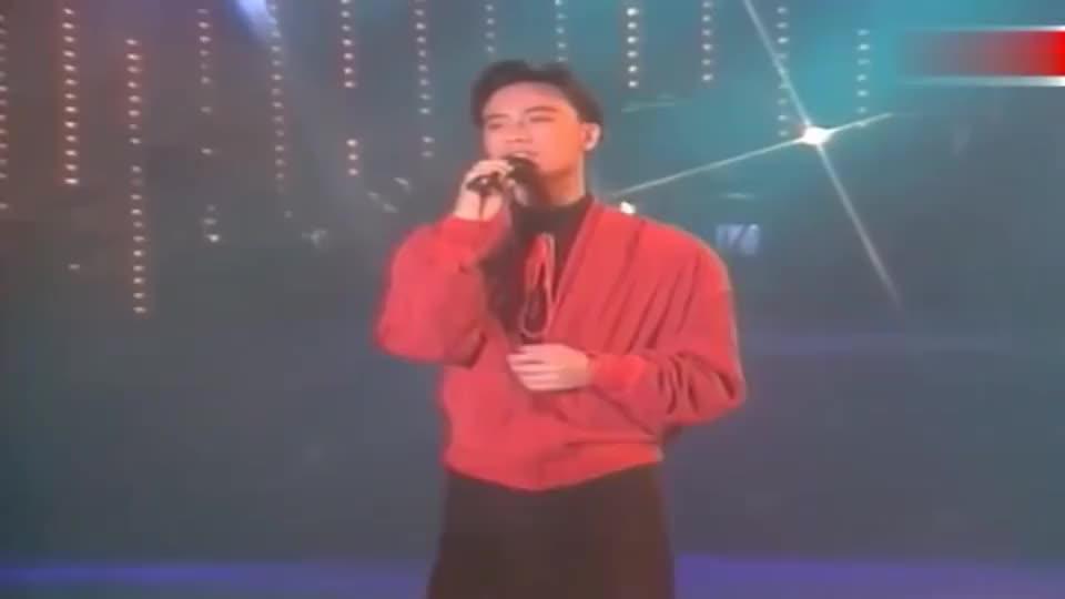 李克勤凭借《不是我不小心》粤语版《一生不变》获奖