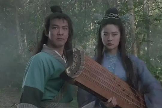 刘嘉玲成了空气,因为《六指琴魔》中观众眼球全部被林青霞抓住了