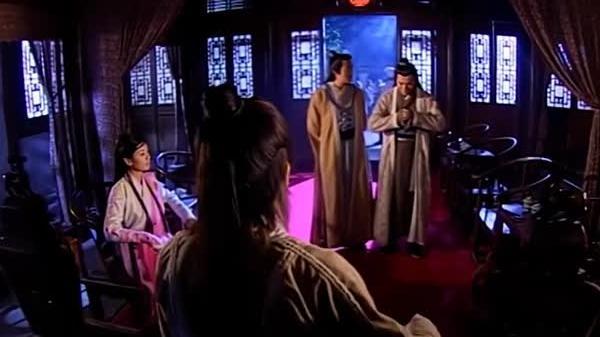 张无忌生怕赵敏被谢逊杀了,找尽理由要她走,赵敏心里美滋滋