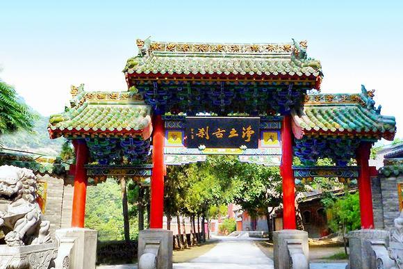 山西深山古寺距今1500年 被日本佛教界奉为祖庭却少有人知!