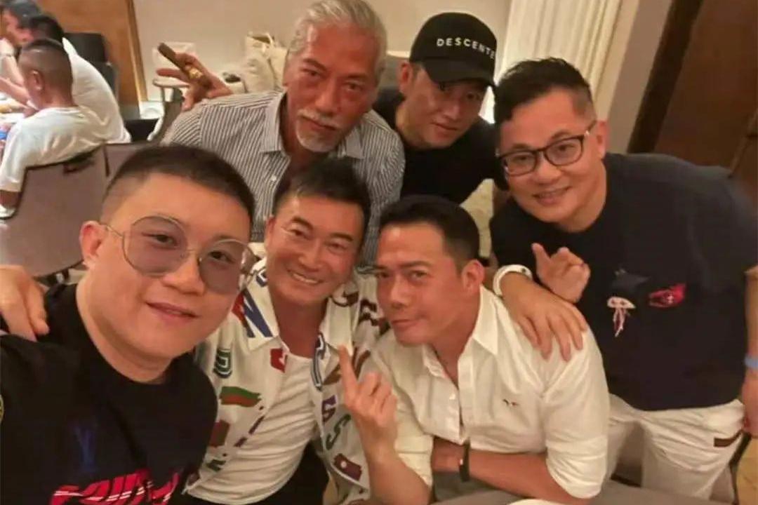 抱团上综艺,扎堆拍烂片,经常聚会,香港艺人在内地多团结