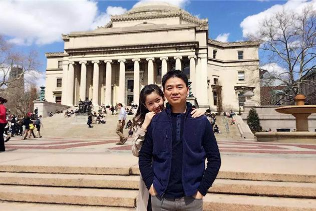 哈文发文宣布喜讯,女儿法图麦考入哥伦比亚大学,成章泽天师妹