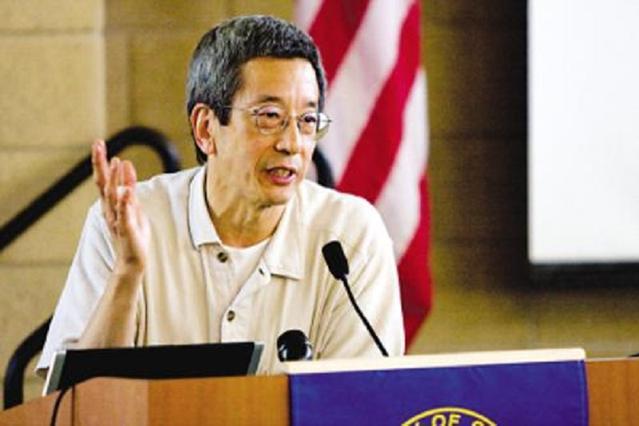 钱学森侄子钱永健,56岁获诺奖,表示:我是美国科学家与中国无关