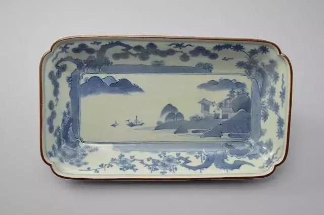 古伊万里陶瓷,古朴素雅的代表