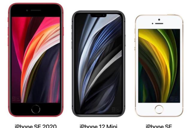 苹果iPhone SE Plus配置曝光!搭载A14芯片并非侧面指纹