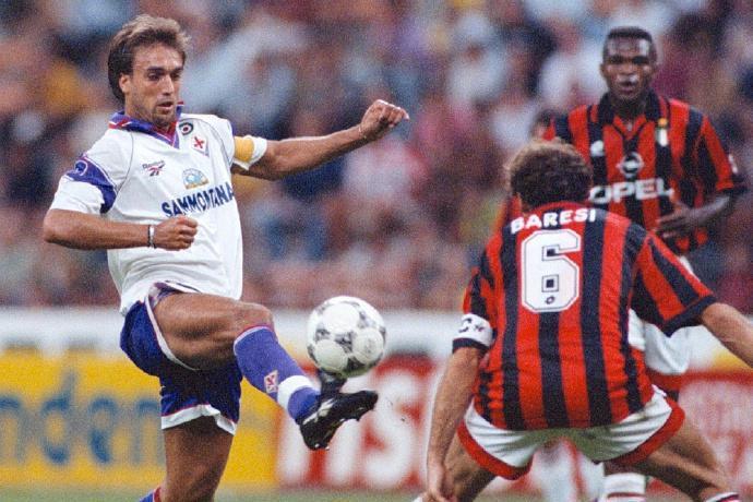 【资料】ac米兰1996-1997赛季意超杯不敌紫百合+意大利杯早早出局