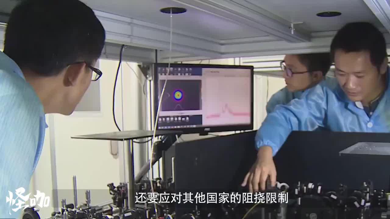 中国拿下核心技术将要领跑世界传输速度超光纤万倍