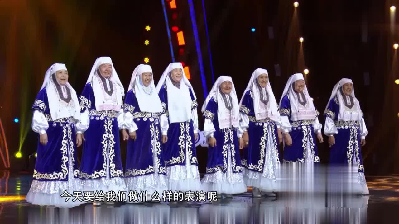出彩中国人:这帮老奶奶真有活力!大家都被感染了!尤其是蔡国庆