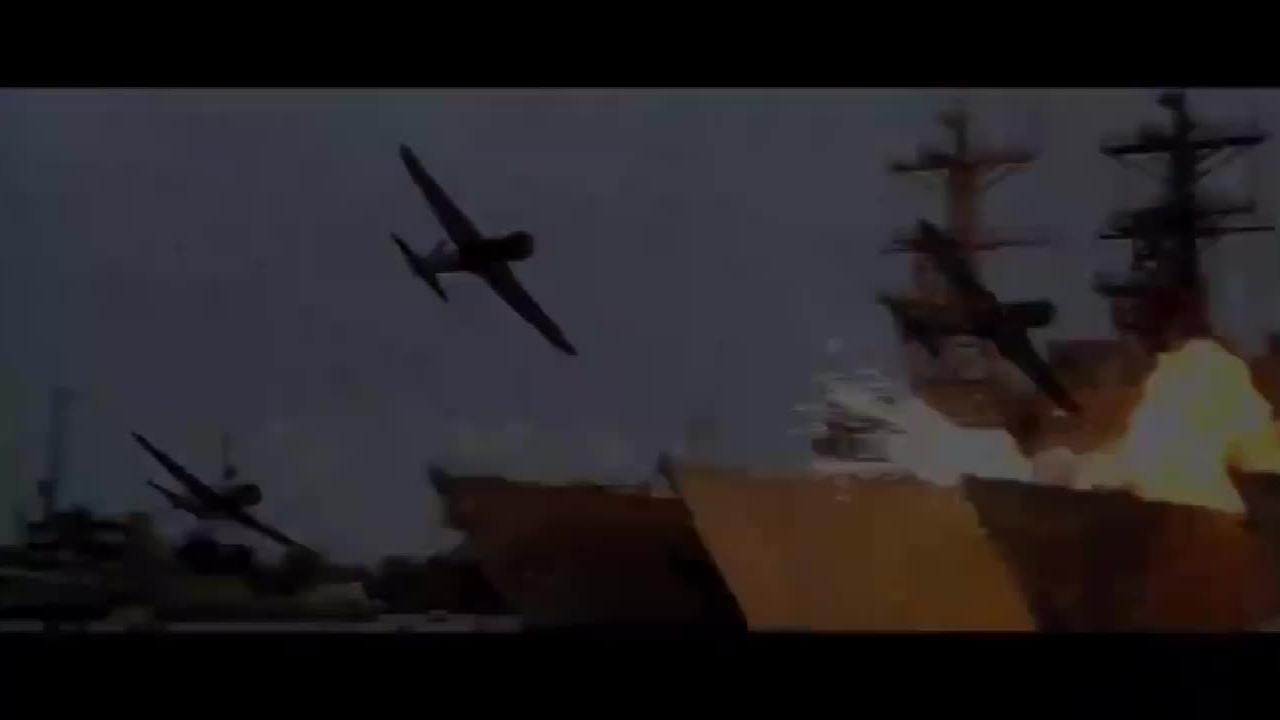 一个攻陷美国白宫一个炸翻美国空军基地,高分灾难电影