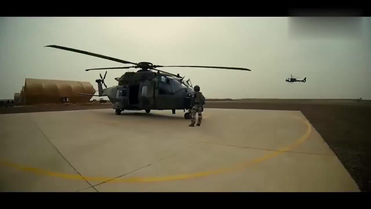 欧洲多国联合研制的NH90多用途直升机宣传片