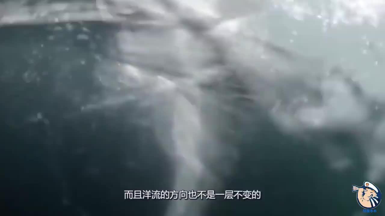 海洋漩涡下面是怎样的?老外冒险拍摄,看完不可思议