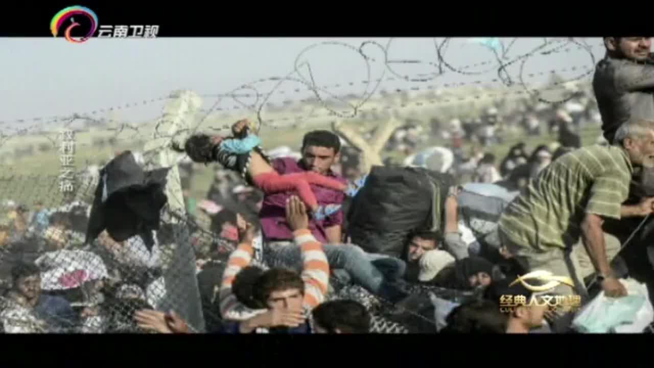 据联合国统计,叙利亚难民偷渡欧洲,每125人就有一人丧命地中海