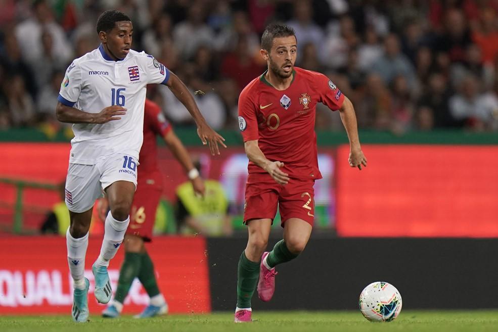 德转列葡萄牙国家队未来阵容!五人来自英超最多,无人来自意甲