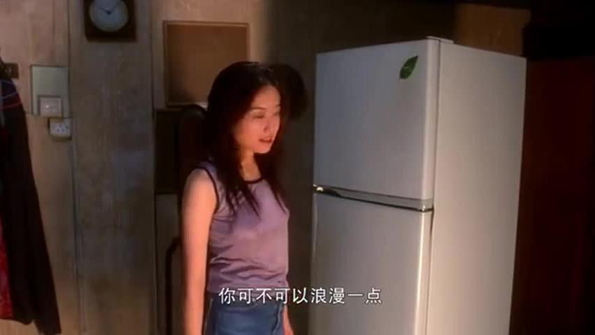 美女过生日男朋友却送给她一个冰箱,不料打开后感动的哭了