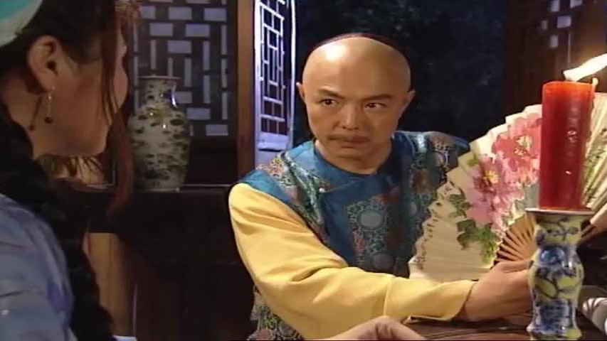 纪晓岚拿假画忽悠乾隆,却没想到他的才华出卖了他,乾隆一眼识破