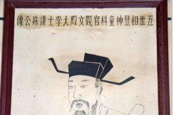 他殿试的时候不仅让皇上换题目,而且后来一半的宰相是自己的门生