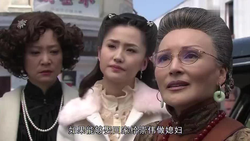 豪门奶奶看中穷姑娘,殊不知她就是孙子的女友,太巧了