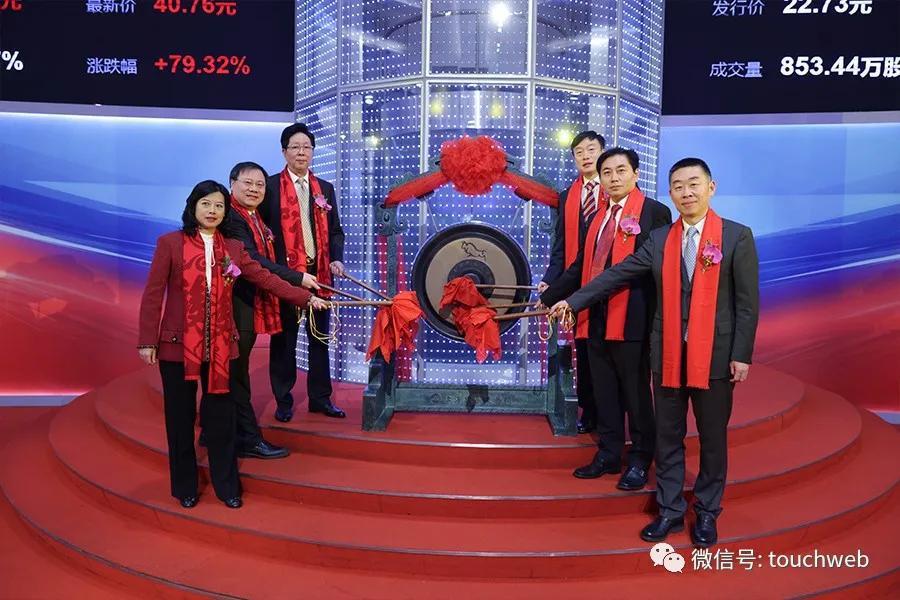 兰剑智能科创板上市:市值48亿 吴耀华母子为实控人