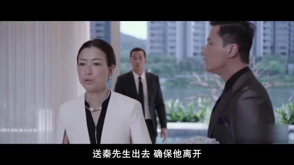 合约男女:张孝全霸气回怼总裁前男友,这段A爆,我看了十遍