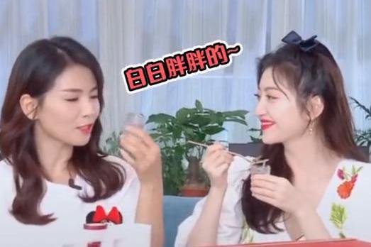 刘涛直播内涵女演员体重?场面秒凝滞超尴尬!本人却比对方胖26斤
