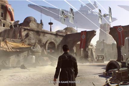 EA夭折星战游戏前制作人称游戏本可成为最棒的