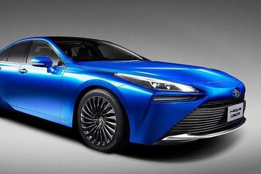 采用氢燃料电池技术 丰田全新Mirai车型或将在10月发布