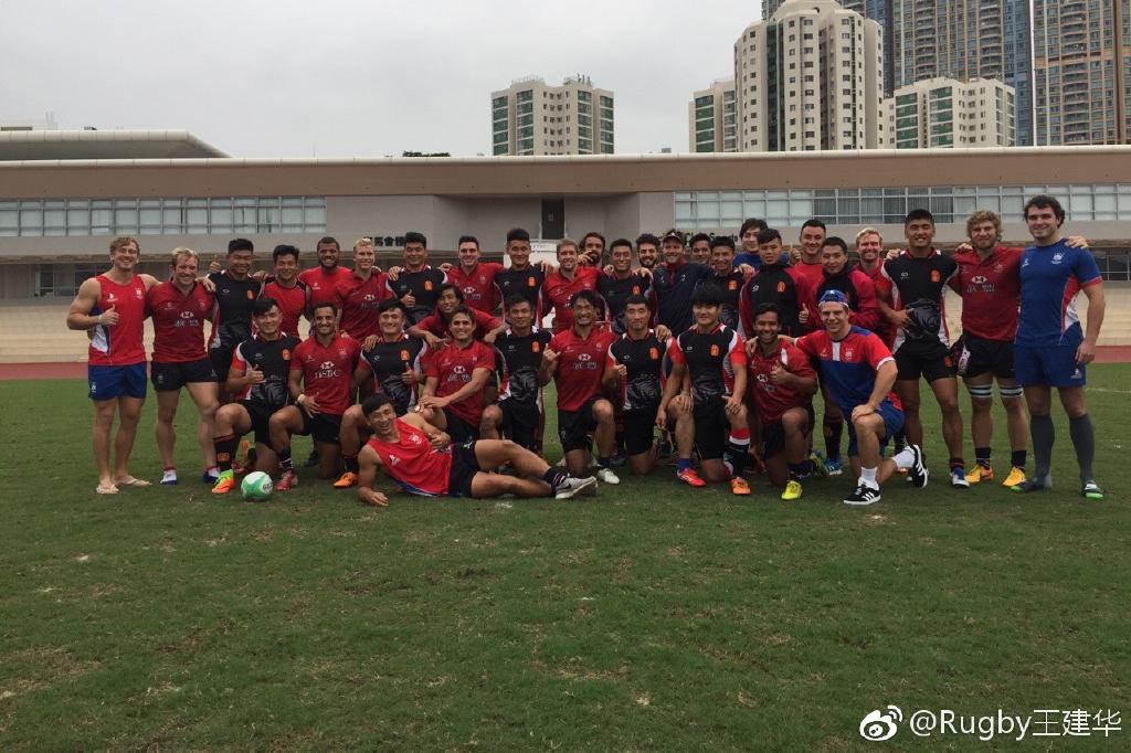 中国男子橄榄球队退出落选赛,放弃争夺东京奥运会资格