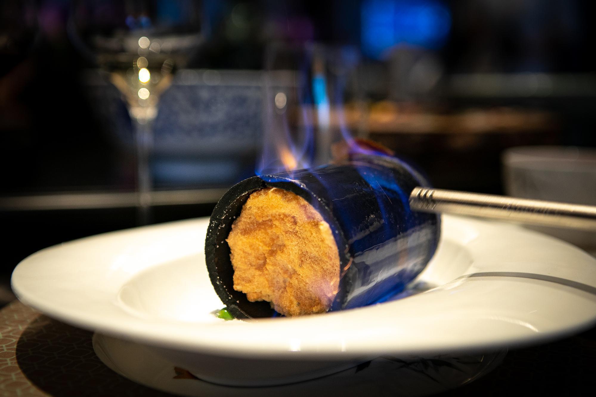 贵阳东景希尔顿酒店的中餐大菜,青雅十味,一出手就让我大喊好吃