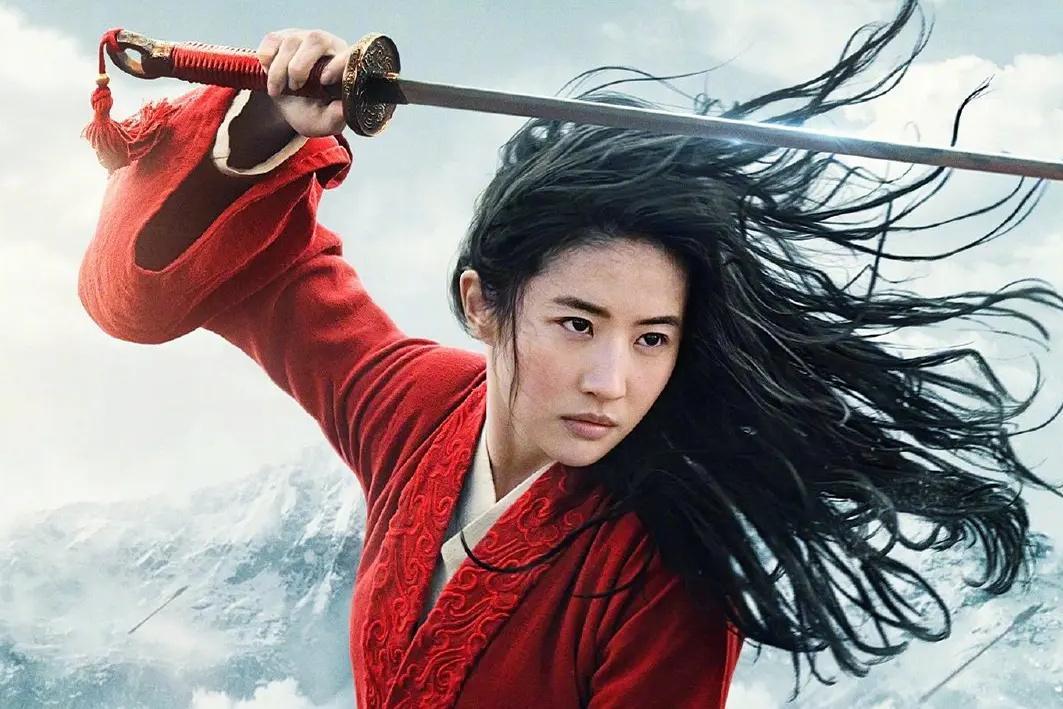 刘亦菲成为迪士尼史上差评最多的公主,但这个锅不该她背